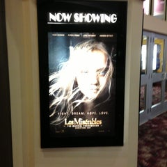 Photo taken at City Center 15: Cinema de Lux by Rob F. on 12/30/2012