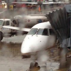 Photo taken at Terminal 2 by Sergiy F. V. on 4/18/2013
