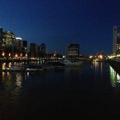 Photo taken at Paraná y el rio by Danny P. on 12/2/2012