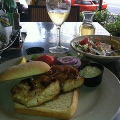 Photo taken at Acropolis Greek Taverna by Nika M. on 4/14/2013