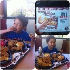 Photo taken at KFC by Maria M. on 8/23/2013