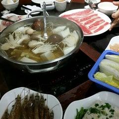 Photo taken at Tao Heung Hot Pot by Srun P. on 5/25/2014