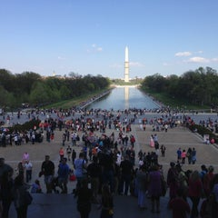 Photo taken at Washington Monument by Shivanshu S. on 4/14/2013