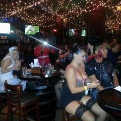 Photo taken at Brickell Irish Pub by annette p. on 10/27/2012