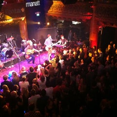 Photo taken at Great American Music Hall by DJ Cruize Control O. on 10/12/2012