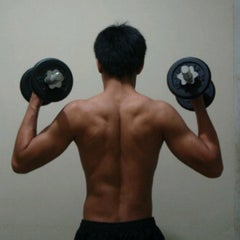 Photo taken at Gold Gym Thamrin city by Alexander A. on 3/26/2013