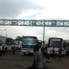Photo taken at Terminal Leuwipanjang by Fairus M. on 11/29/2012