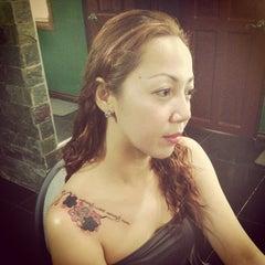 Photo taken at Inkin' Ian Tattoo by Hannae C. on 5/2/2013