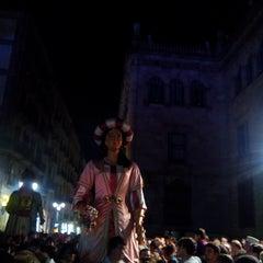 Photo taken at Fiesta de la Mercé by Кирил К. on 9/21/2013