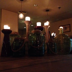 Photo taken at Tapas 1 Haam | טאפאס 1 העם by Henrique F. on 9/7/2015