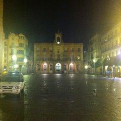 Photo taken at Ayuntamiento de Zamora by Saray R. on 4/3/2013