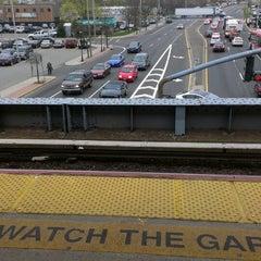 Photo taken at LIRR - Hicksville Station by Bryan L. on 4/19/2013