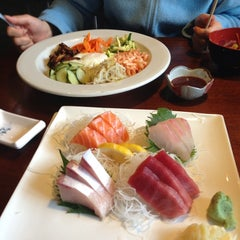 Photo taken at SuBi Japanese Restaurant by Brian L. on 7/12/2013