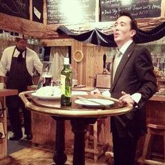 Photo taken at Baird Beer 中目黒タップルーム Nakameguro Taproom by atsushi69 b. on 1/25/2013