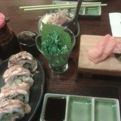Photo taken at SushiGroove by Agni Malagina A. on 3/30/2013