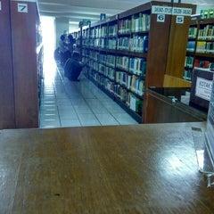 Photo taken at Perpustakaan Notohamidjojo by Evans A. on 9/17/2015