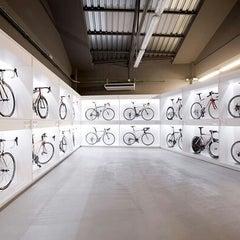 Photo taken at La Bicicleta by Alvi K. on 4/13/2013