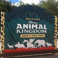 Photo taken at Disney's Animal Kingdom by Silvinha G. on 6/1/2013