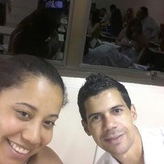 Photo taken at Universidade Cruzeiro do Sul - Campus Pinheiros by Shirley C. on 3/12/2013