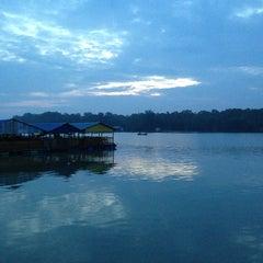 Photo taken at Kuala Gula Sanctuary Resort by AzmanHaj on 7/27/2013