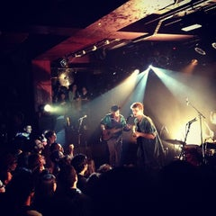 Photo taken at La Maroquinerie by TheHours A. on 5/14/2013