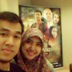 Photo taken at Cinema 21 Cilegon by Ani R. on 9/3/2014