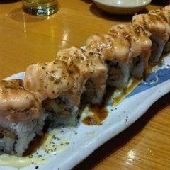 Photo taken at Sushi Tei by Agus N. on 4/6/2013