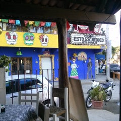 Photo taken at Cafe El Expresso Sayulita by Baldomero C. on 1/11/2015