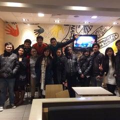 Photo taken at McDonald's 麦当劳 by Debbie I. on 1/6/2014