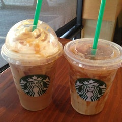 Photo taken at Starbucks by Holly U. on 8/14/2013