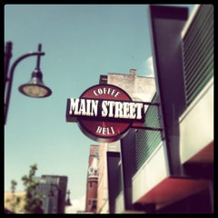 Photo taken at Main Street Coffee & Deli by Paul E. on 5/1/2013