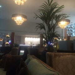 Photo taken at Crowne Plaza London - The City by Andrew C. on 10/9/2015