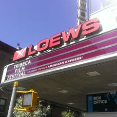 Photo taken at AMC Loews Village 7 by Wilber V. on 4/21/2013