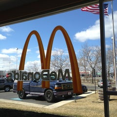 Photo taken at McDonald's by Shawn S. on 4/1/2013