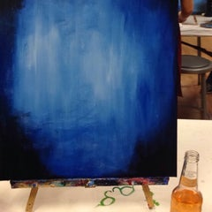 Photo taken at Painting With A Twist by Hannah K. on 3/19/2014