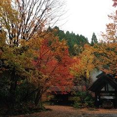 Photo taken at 奥の湯 by Tomoyuki K. on 11/11/2012