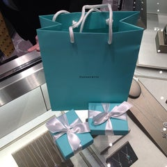 Photo taken at Tiffany & Co. by Sergey 7. on 7/25/2013