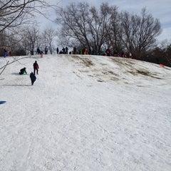 Photo taken at Southeastway Park by Danielle L. on 1/4/2014