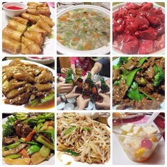 Photo taken at Wah Kung Chinese Restaurant by Makamae K. on 2/27/2015