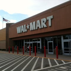 Photo taken at Walmart by Michael D. on 7/3/2013