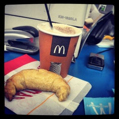 Photo taken at McDonald's by Jorge Y. on 5/10/2013