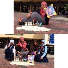 Photo taken at SMK Bandar Puchong Jaya (A) by Liaa Eliaa on 11/18/2014