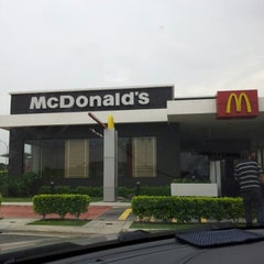 Photo taken at McDonald's by Kyriena D. on 12/3/2012