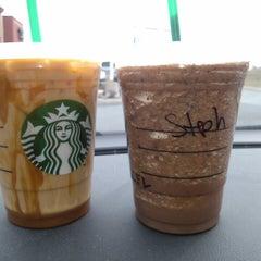Photo taken at Starbucks by Stephanie L. on 3/18/2013