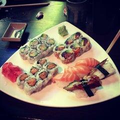 Photo taken at Kiraku Hibachi & Sushi by Billy D. on 6/10/2013
