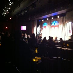 Photo taken at UP Comedy Club by Holly J. on 3/17/2013