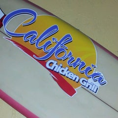 Photo taken at California Chicken Grill by Rashad B. on 3/17/2013
