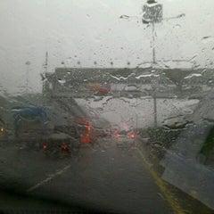 Photo taken at Jembatan Semanggi by Bintoro S. on 12/6/2014