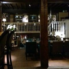 Photo taken at Grand Restaurant Belle by Rene J. on 1/15/2014