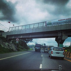 Photo taken at Tol km 119 by Samsul H. on 2/23/2014
